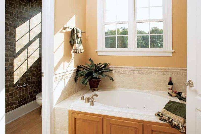Country Interior - Master Bathroom Plan #929-359 - Houseplans.com