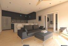 House Plan Design - Cottage Interior - Family Room Plan #126-222