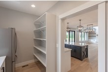 House Plan Design - Farmhouse Interior - Laundry Plan #1070-39