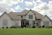 Traditional Exterior - Front Elevation Plan #51-780