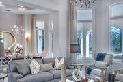 Mediterranean Style House Plan - 4 Beds 4.5 Baths 4030 Sq/Ft Plan #930-473