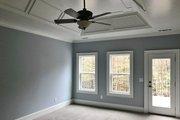 Craftsman Style House Plan - 4 Beds 2.5 Baths 2834 Sq/Ft Plan #437-87 Interior - Master Bedroom