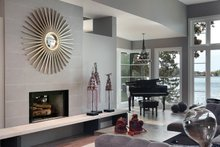 Contemporary Interior - Other Plan #928-261