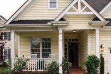 Architectural House Design - Victorian Exterior - Front Elevation Plan #929-557