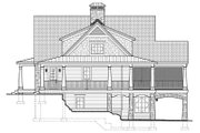 Traditional Style House Plan - 5 Beds 5.5 Baths 5280 Sq/Ft Plan #928-262 Exterior - Other Elevation
