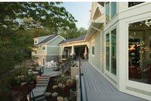 House Plan Design - Craftsman Exterior - Other Elevation Plan #928-175