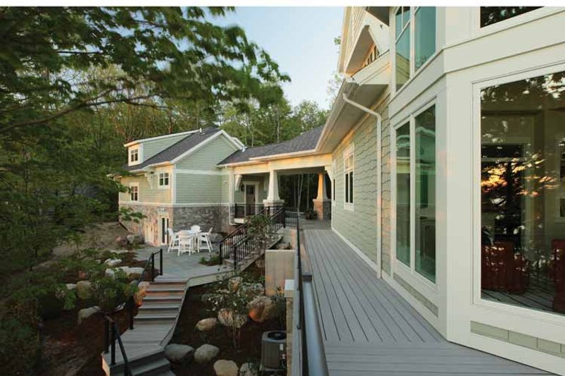 Craftsman Exterior - Other Elevation Plan #928-175 - Houseplans.com