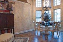 Architectural House Design - European Interior - Dining Room Plan #17-3284