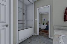 House Plan Design - Traditional Interior - Master Bathroom Plan #1060-54
