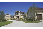 Contemporary Style House Plan - 4 Beds 4 Baths 6075 Sq/Ft Plan #928-67 Floor Plan - Other Floor Plan