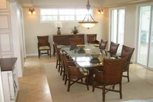 Architectural House Design - Country Interior - Dining Room Plan #928-41