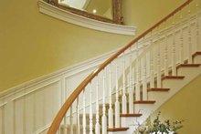 Victorian Interior - Entry Plan #132-255