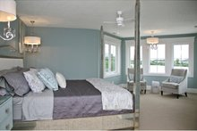 Home Plan - Country Interior - Master Bedroom Plan #928-250