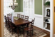 Architectural House Design - Country Interior - Dining Room Plan #929-502