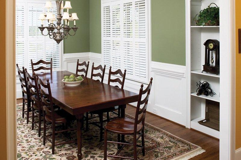 Country Interior - Dining Room Plan #929-502 - Houseplans.com