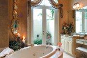 Mediterranean Style House Plan - 4 Beds 5 Baths 5162 Sq/Ft Plan #930-317 Interior - Master Bathroom