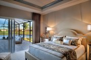 Mediterranean Style House Plan - 3 Beds 3 Baths 3083 Sq/Ft Plan #930-448 Interior - Master Bedroom