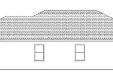 House Plan Design - Mediterranean Exterior - Other Elevation Plan #1058-90