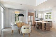 Modern Style House Plan - 4 Beds 2 Baths 1944 Sq/Ft Plan #23-2308