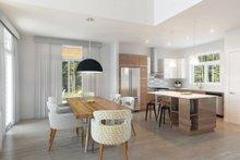 Modern Interior - Kitchen Plan #23-2308