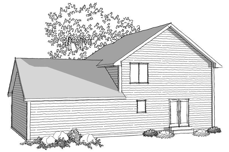 Traditional Photo Plan #70-1028 - Houseplans.com