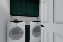House Plan Design - Traditional Interior - Laundry Plan #1060-49