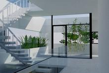 Dream House Plan - Modern Interior - Other Plan #542-17
