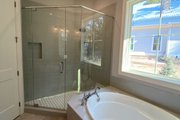 Craftsman Style House Plan - 3 Beds 2.5 Baths 2136 Sq/Ft Plan #437-113 Interior - Master Bathroom