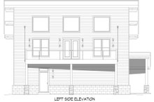 House Plan Design - Contemporary Exterior - Other Elevation Plan #932-365