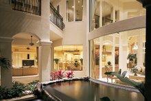 Dream House Plan - Mediterranean Exterior - Outdoor Living Plan #930-15