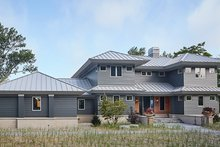 Contemporary Exterior - Front Elevation Plan #928-291