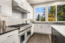 House Design - Contemporary Interior - Kitchen Plan #1066-62