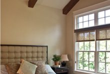 House Plan Design - Classical Interior - Master Bedroom Plan #928-240