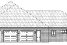 European Exterior - Other Elevation Plan #932-28