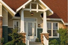 Craftsman Exterior - Front Elevation Plan #930-356