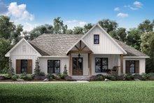 House Design - Farmhouse Exterior - Front Elevation Plan #430-187