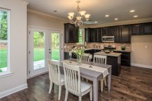 Country Interior - Dining Room Plan #20-2192