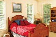 European Style House Plan - 5 Beds 4.5 Baths 5158 Sq/Ft Plan #929-479 Interior - Bedroom