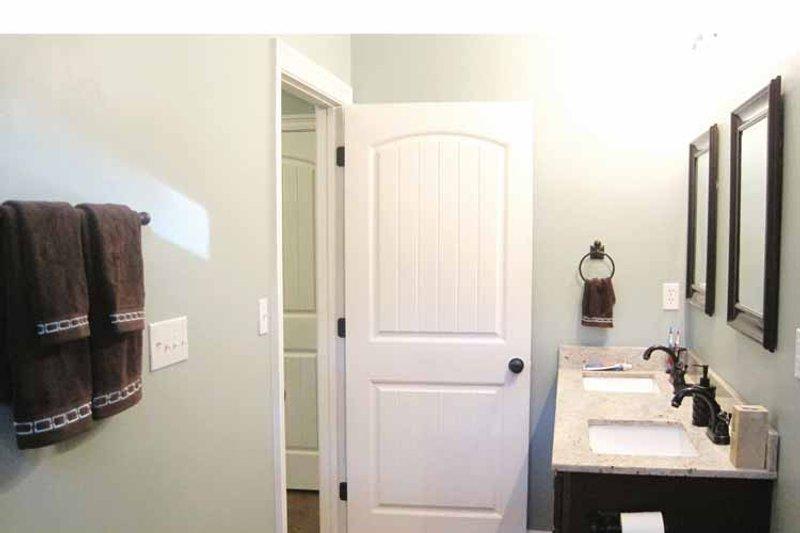 Country Interior - Master Bathroom Plan #44-219 - Houseplans.com
