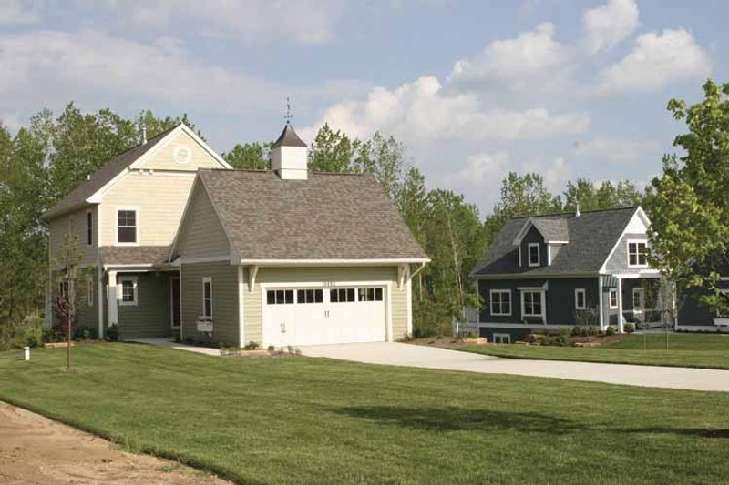 Country Exterior - Front Elevation Plan #928-110 - Houseplans.com