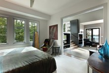 Home Plan - Contemporary Interior - Master Bedroom Plan #928-261