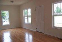 Craftsman Interior - Family Room Plan #936-1