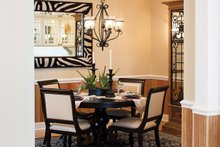 Country Interior - Dining Room Plan #929-694