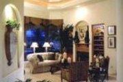 Mediterranean Style House Plan - 3 Beds 3.5 Baths 3006 Sq/Ft Plan #115-104 Photo
