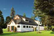 Craftsman Style House Plan - 4 Beds 4.5 Baths 3366 Sq/Ft Plan #923-171