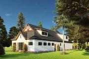 Craftsman Style House Plan - 4 Beds 4.5 Baths 3366 Sq/Ft Plan #923-171