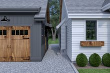 Cottage Exterior - Other Elevation Plan #1070-61