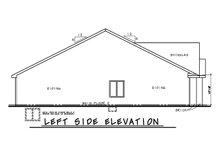 House Plan Design - European Exterior - Other Elevation Plan #20-2436