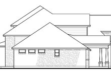 Home Plan - European Exterior - Other Elevation Plan #120-242