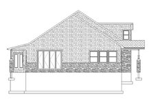 Ranch Exterior - Other Elevation Plan #1060-6